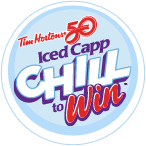 Chill to Win - Tim Hortons Iced Capp